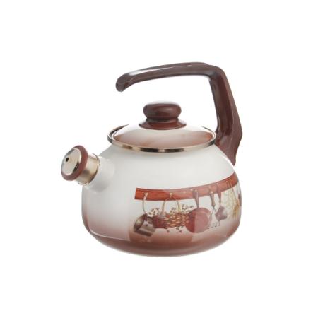 Чайник со свистком Кухня 2,5 л
