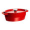 Кастрюля Slow Cook Red 29 см овал [SC5AC29]