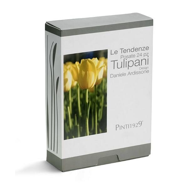 Набор столовых приборов Tulipani