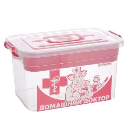 Контейнер Домашний доктор 10 л