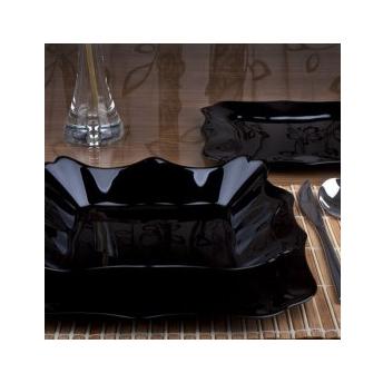 Тарелка десертная AUTHENTIC BLACK 20,5 см