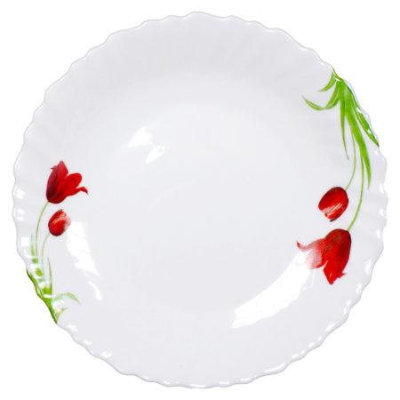 Тарелка десертная SHELL TULIP 19 см