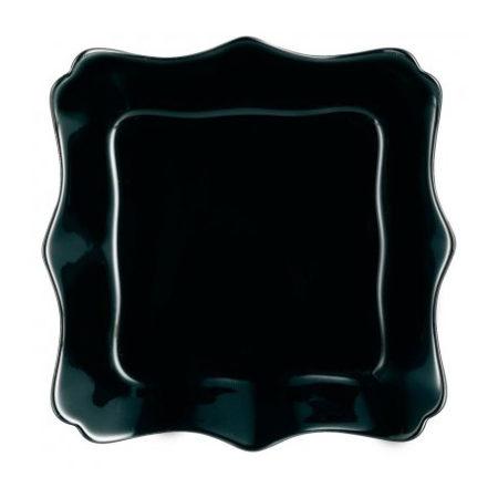 Тарелка обеденная AUTHENTIC BLACK 26 см