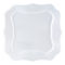 Тарелка обеденная AUTHENTIC WHITE 26 см [J1300]