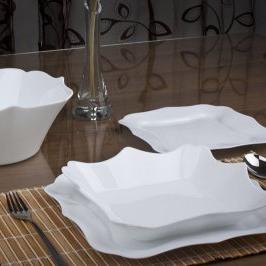 Тарелка обеденная AUTHENTIC WHITE 26 см