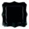 Тарелка суповая AUTHENTIC BLACK 22,5 см [J1407]