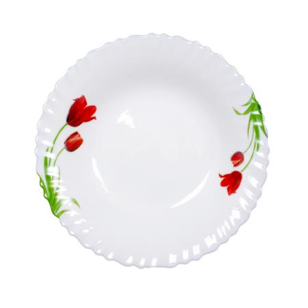 Тарелка суповая SHELL TULIP 23 см