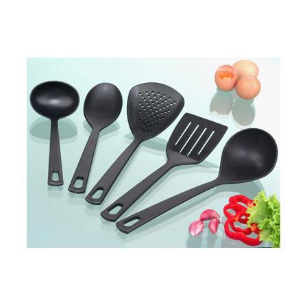 Набор кухонных принадлежностей UTILITY черный
