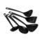 Набор кухонных принадлежностей UTILITY черный [25099-004]