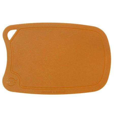 Доска разделочная 28 см оранжевая