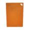 Доска разделочная 31 см оранжевая [-3022-]