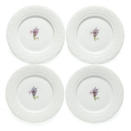 Набор тарелок LAVANDE