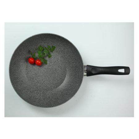 Сковорода CORTINA GRANITIUM WOK 28 см