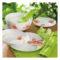 Тарелка суповая SWEET IMPRESSION 20 см [J0766]