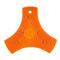 Подставка силиконовая PINTINOX на магнитах оранжевая [97100301-1]