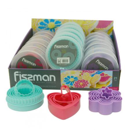 Набор формочек FISSMAN для печенья
