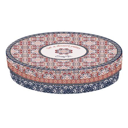 Набор тарелок ALHAMBRA 19 см
