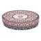 Набор тарелок ALHAMBRA 19см [ALHA0924]