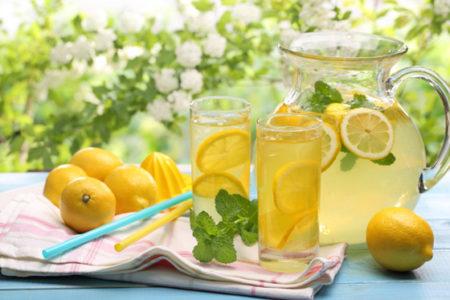 Простые рецепты прохладительных напитков в домашних условиях!