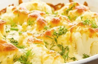 Овощи сентября: красный болгарский перец и цветная капуста - простые и вкусные рецепты