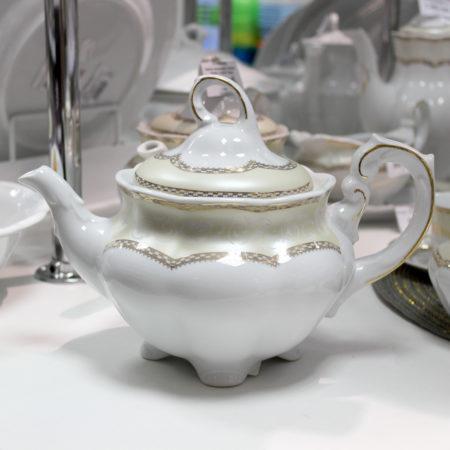 Чайник BOLERO VIENNA ZLOTA 1100 мл