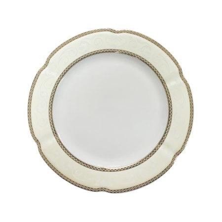 Тарелка десертная BOLERO VIENNA ZLOTA 21 см