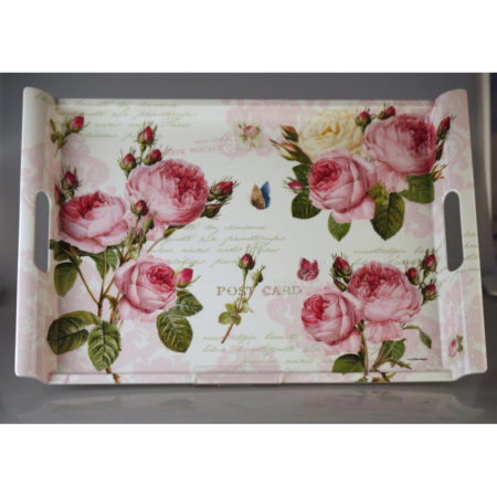 Поднос ROMANTIC ROSES 45×31 см
