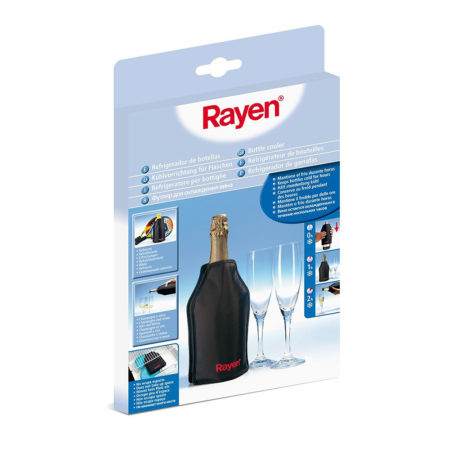 Чехол для бутылки охлаждающий RAYEN