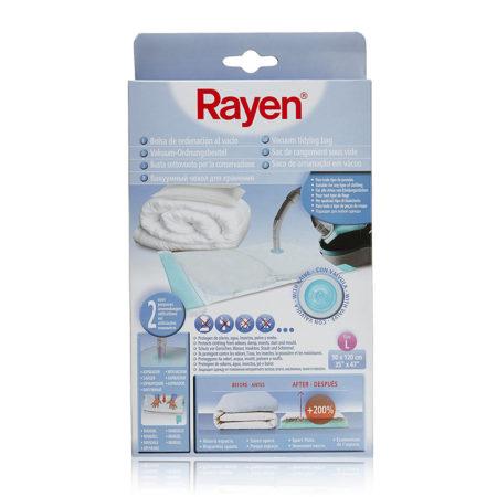 Чехол для одежды 120 x 90 см вакуумный RAYEN
