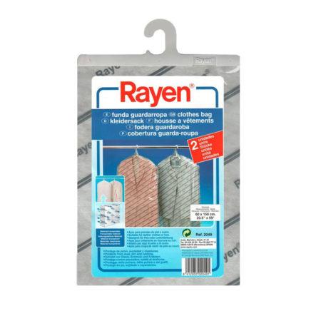 Набор чехлов для одежды 150 x 60 см антимоль RAYEN