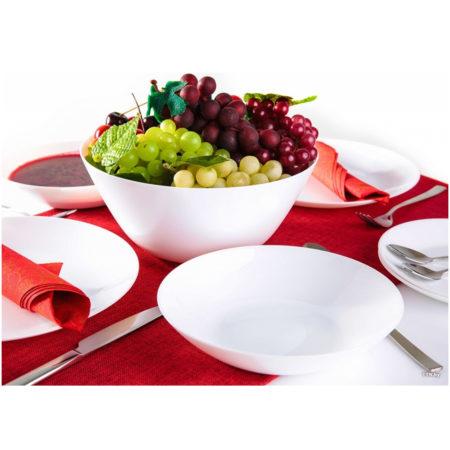 Тарелка суповая ZELIE 20 см