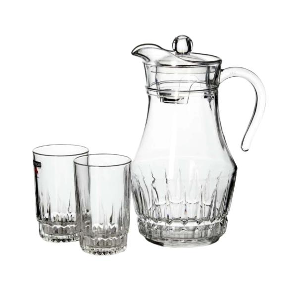 Набор ORIENT ARCOPAL кувшин + 6 стаканов