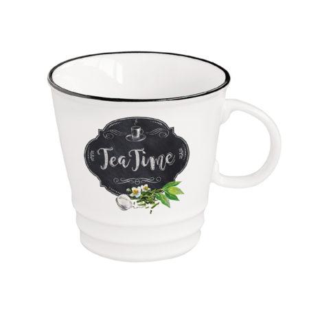 Кружка KITCHEN BASIC TEA 350 мл