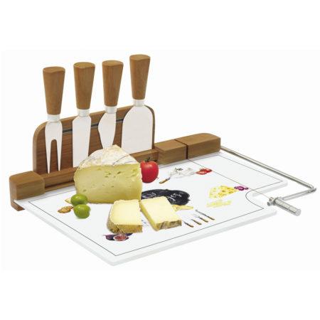 Набор для сыра KITCHEN BASIC FRO 5 пр.