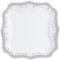 Тарелка обеденная AUTHENTIC SILVER 26 см [H8381]