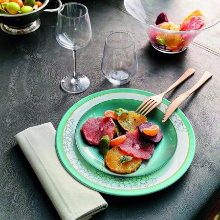 Тарелка суповая ORBEA 23 см