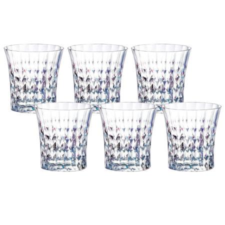 Набор стаканов LADY DIAMOND ECLAT 270 мл 6 шт