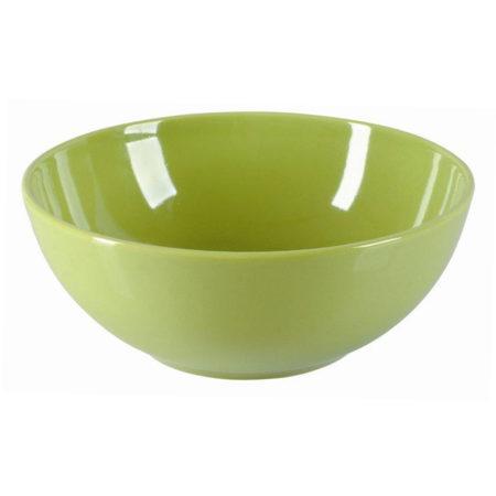Салатник FUSION FRESH GREEN 22,5 см