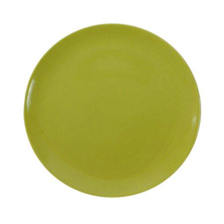 Тарелка десертная FUSION FRESH GREEN 20 см
