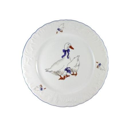 Тарелка ROCOCO GOOSE 17 см