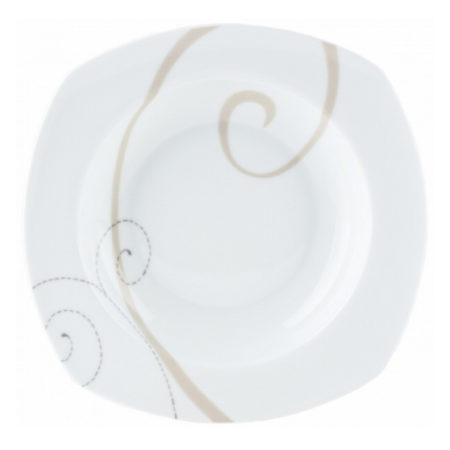Тарелка суповая CARESS MODERN 21 см