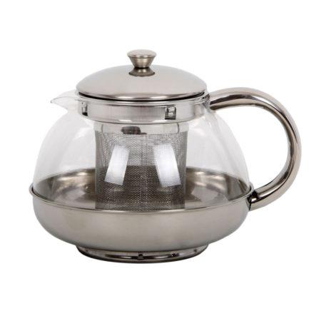 Чайник заварочный LUX 0,8 л