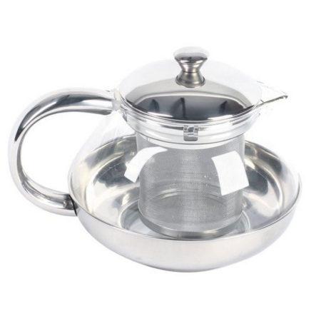 Чайник заварочный LUX 1,0 л