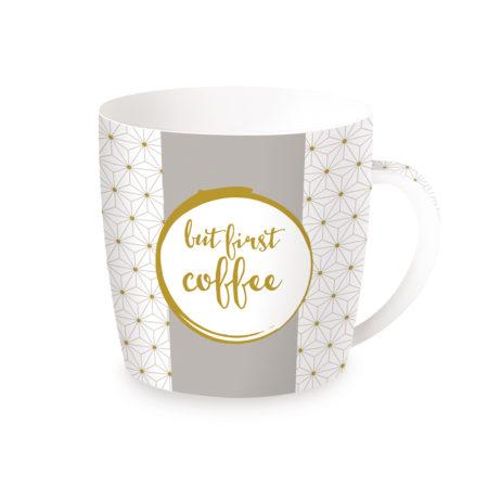 Кружка ALL YOU NEED IS LOVE & COFFEE 350 мл