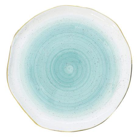 Тарелка десертная ARTESANAL GREEN 19 см