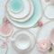 Тарелка десертная ARTESANAL PINK 19 см [ARTP1582]