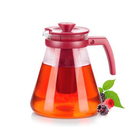 Чайник TEO TONE 1,7 л красный