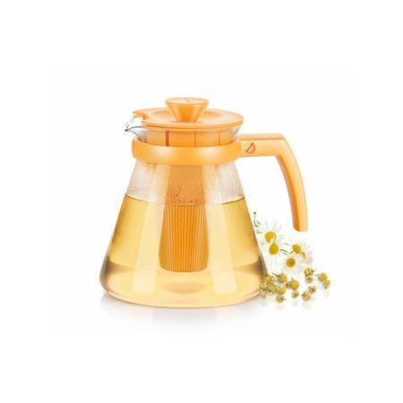 Чайник TEO TONE 1,7 л желтый