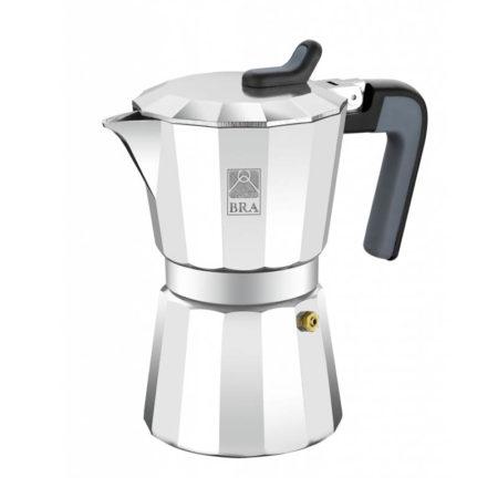 Кофеварка BRA DE LUX 6 чашек