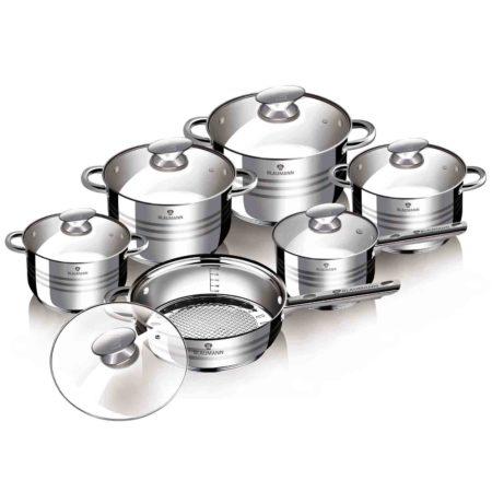 Набор посуды GOURMET LINE 12 предметов
